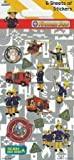 Fireman Sam Party Stickers 6pk