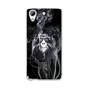 Skintice Designer Back Cover with direct 3D sublimation printing for HTC 626