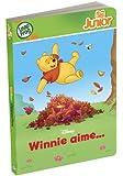 LeapFrog - TAG JUNIOR - Livre : Winnie aime... (Disney)