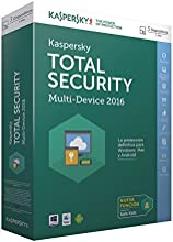 Kaspersky Total Security Multi-Device 2016 - Software De Seguridad, 3 Usuarios, Base