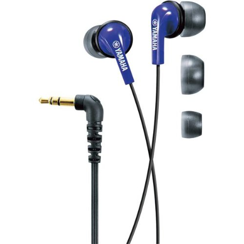 Yamaha Eph-C200Bu In-Ear Headphones