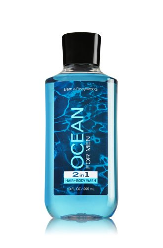 Lot Of 3 Bath And Body Works Ocean Signature Collection 2 In 1 Hair Shampoo Body Wash For Men 10 Fl Oz front-58293