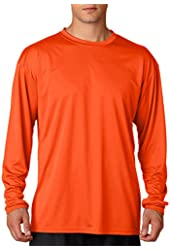A4 Men's Cooling Performance Long Sleeve Shirts