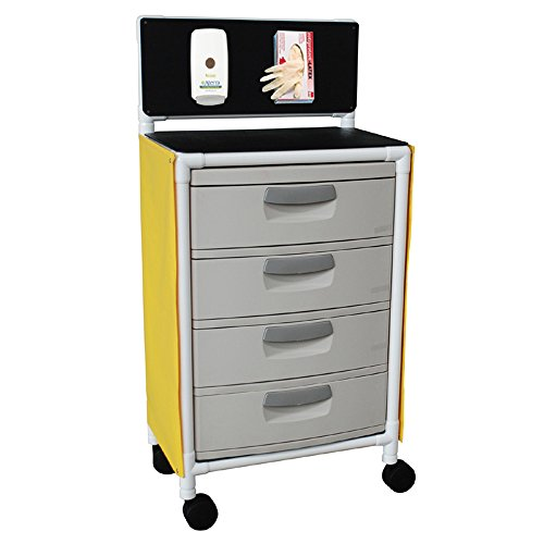 Isolation Carts Infection Control Cart Harloff Medical Storage : The