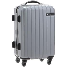 [デルセー] DELSEY ProbatioジッパーハードスーツケースM45cm/28L(機内対応)