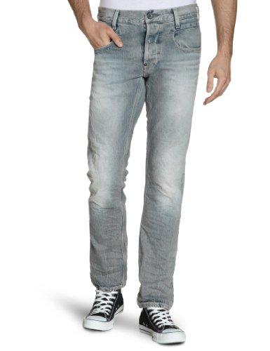 G-Star Men's New Radar Slim - 50740 Slim And Skinny Jeans Blue (Lt Aged 424) 32/36