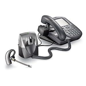 New-Plantronics CS70N - CS70N Wireless Over-the-Ear Headset w/Noise-Canceling Microphone - PLNCS70N