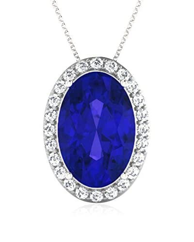 Art Of Diamond Collana BlueSapp White Gold
