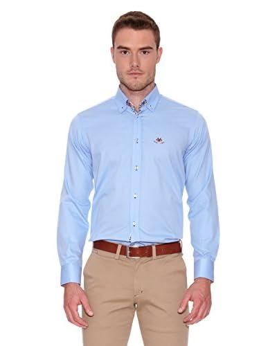 La Española Camicia Uomo [Celeste]