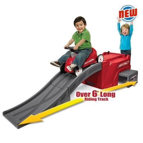 Radio Flyer Inc 500R Flyer 500 EZ Store Race Track