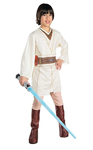 Costume Obi-Wan Kenobi Star Wars Originale Bambino