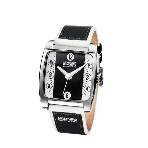 Moschino - MW0004 - Montre Homme - Quartz - Analogique - Bracelet Acier Inoxydable Noir