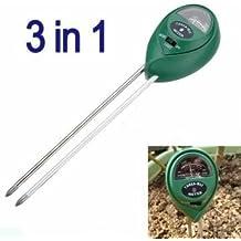 Pakhuis 3 In1 Plant Flowers Soil PH Tester Moisture Light Meter