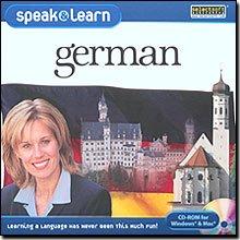 Speak  Learn GermanB00026S6P8 : image
