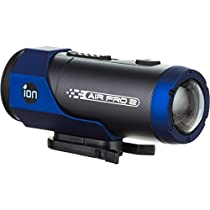 ION Air Pro 2 Wi-Fi HD Camcorder - Blue/Black