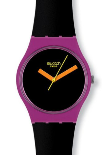 Swatch Originals AFM Dance Time Black Dial Unisex watch #GP135