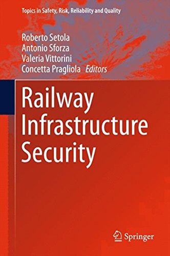 Railway Infrastructure Security (Topics in Safety, Risk, Reliability and Quality)