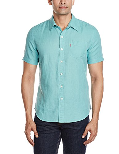 Levis-Mens-Casual-Shirt-690193507584924577-0021MediumGreen