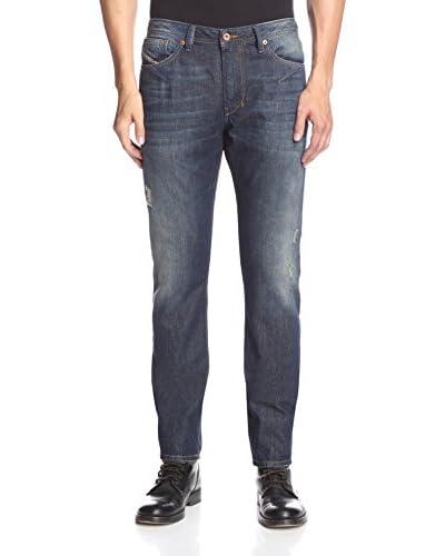 Diesel Men's Shioner Slim Straight Leg Jean