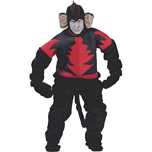 Adult Men's Flying Monkey Costume (Size: Standard 42-46)
