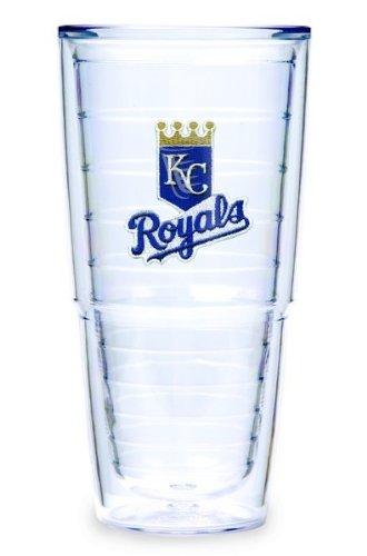 Tervis Tumbler Kansas City Royals 24-Ounce Double Wall Insulated Tumbler, Set of 2 at Amazon.com