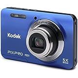 Kodak Friendly Zoom FZ51-BL   Digital Camera with 5x Optical Image Stabilized Zoom  with 2.7-Inch LCD (Blue)