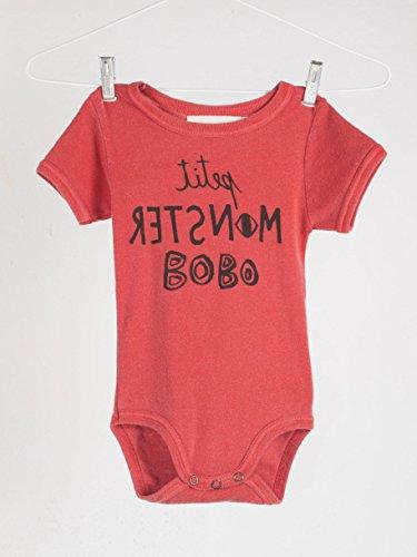 BOBO CHOSES ボボショセス Baby Bodyベビーボディ (12-18M, プチモンスター)