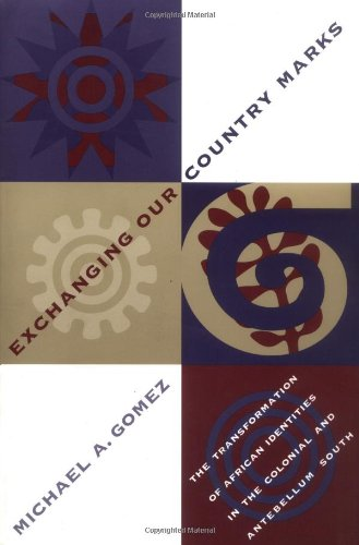 Exchanging Our Country Marks: The Transformation of...