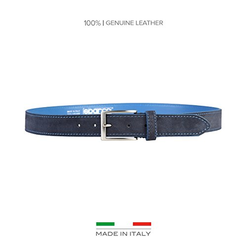 Cinture Sparco Blu Accessori - DERBY_BLU - 115