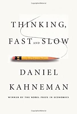 Thinking Fast And Slow by Farrar, Straus and Giroux