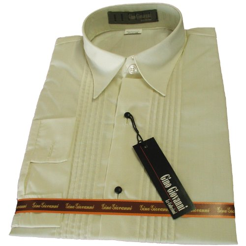 G110 Ivory Shirt Tuxedo For Boys From Baby To Teen (3T) front-908531