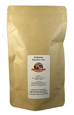 Erdbeere Rooibos Tee Naturideen® 100g von Naturideen - Gewürze Shop