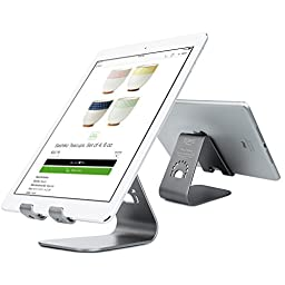 Spinido TI-APEX Series Magnesium-aluminium Alloy Universal Tablet Stand - Space Grey