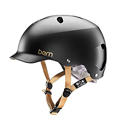 Lenox Thin Shell EPS Bern Women's Urban Cycling Helmet by Bern