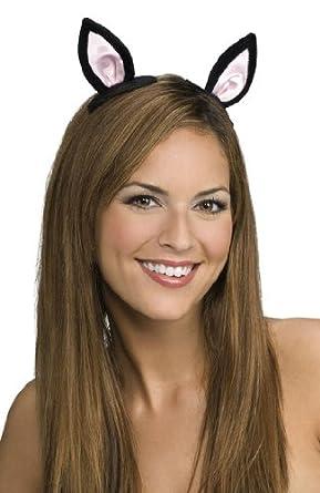 Cat Ears On Clips (Case of 1)