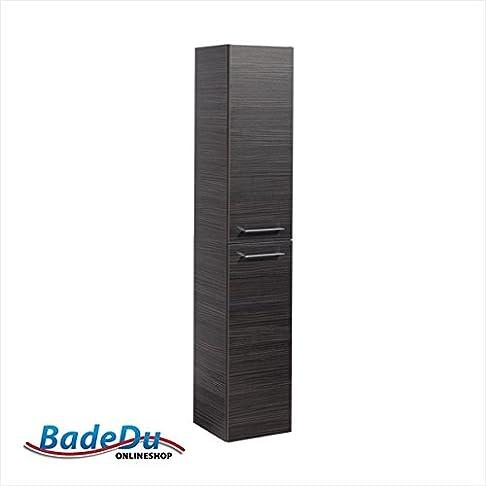 Fackelmann armadio alto 30cm Rovere Scuro pensile Serie B. perfetto