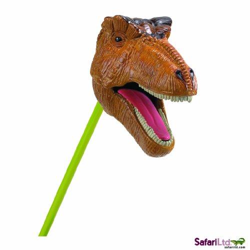 Safari Safariology Brown T-Rex Snapper