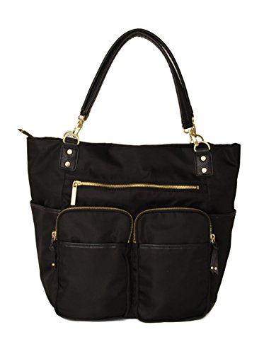 olivia-and-joy-womens-fashion-designer-handbags-zip-zoom-dual-handle-tote-shoulder-bag-black
