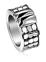 BREIL JEWELS Anillo Steel Silk (Acero)