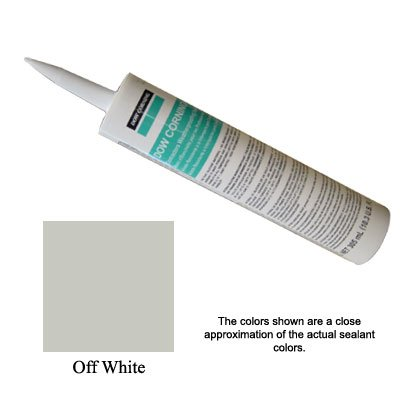 Off White Dow Corning Contractors Weatherproofing Sealant (CWS) - 12 Tubes (Case)