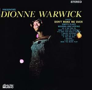 Presenting Dionne Warwick