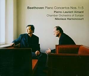 Beethoven - Intégrale des concertos pour piano