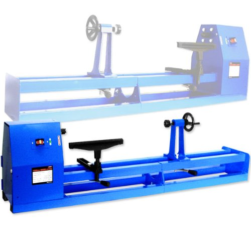 Electric Wood Lathe (G1-1000)