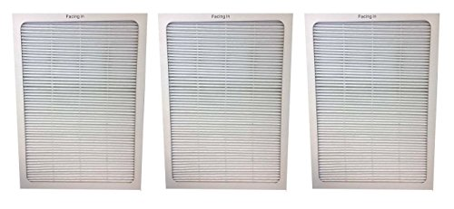 Complete set of 3 Filters to fit ALL Blueair 500 & 600 Series Air Purifiers; Designed & Engineered By Vacuum Savings