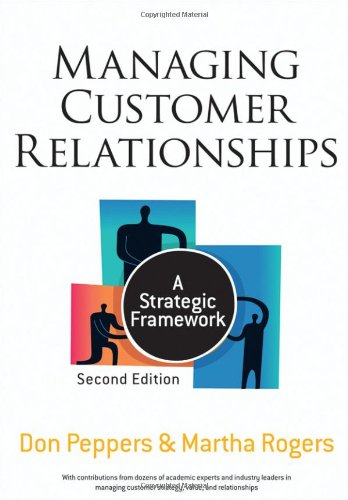 Managing Customer Relationships: A Strategic Framework