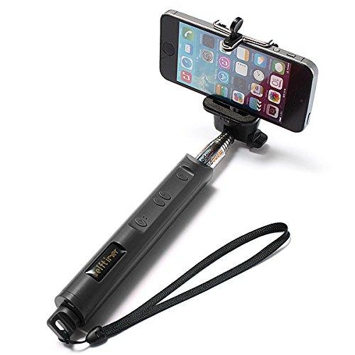 Handheld Bluetooth Selfie Stick Monopod Extendable For Iphone Samsung Htc Phone