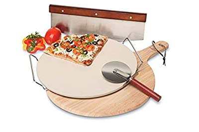 Italian Origins Pizza Baking Set