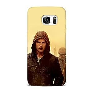 Top Notch Hard Fancy Designer Back Cover For Samsung Galaxy S7 - Design -263