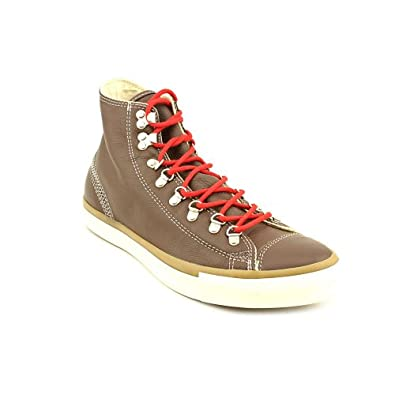 CONVERSE Men's All Star Hiker Hi (Chocolate 8.5 M)