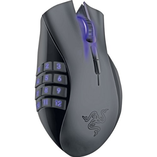Wireless Mmo Mouse